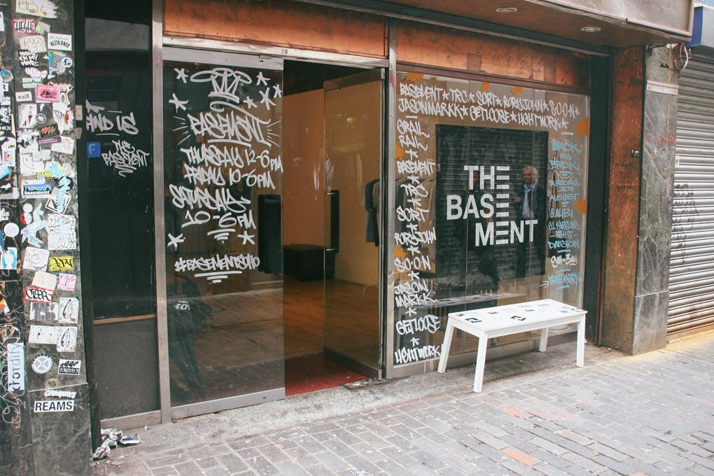 The Basement Store London 11