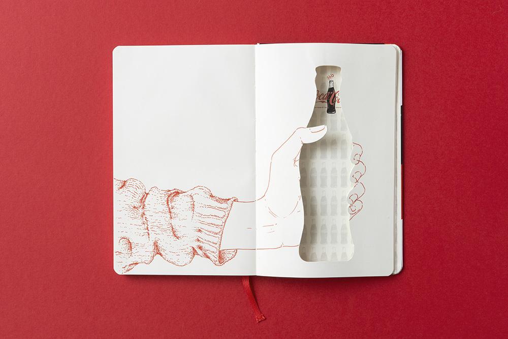 Coca-Cola Moleskine 08