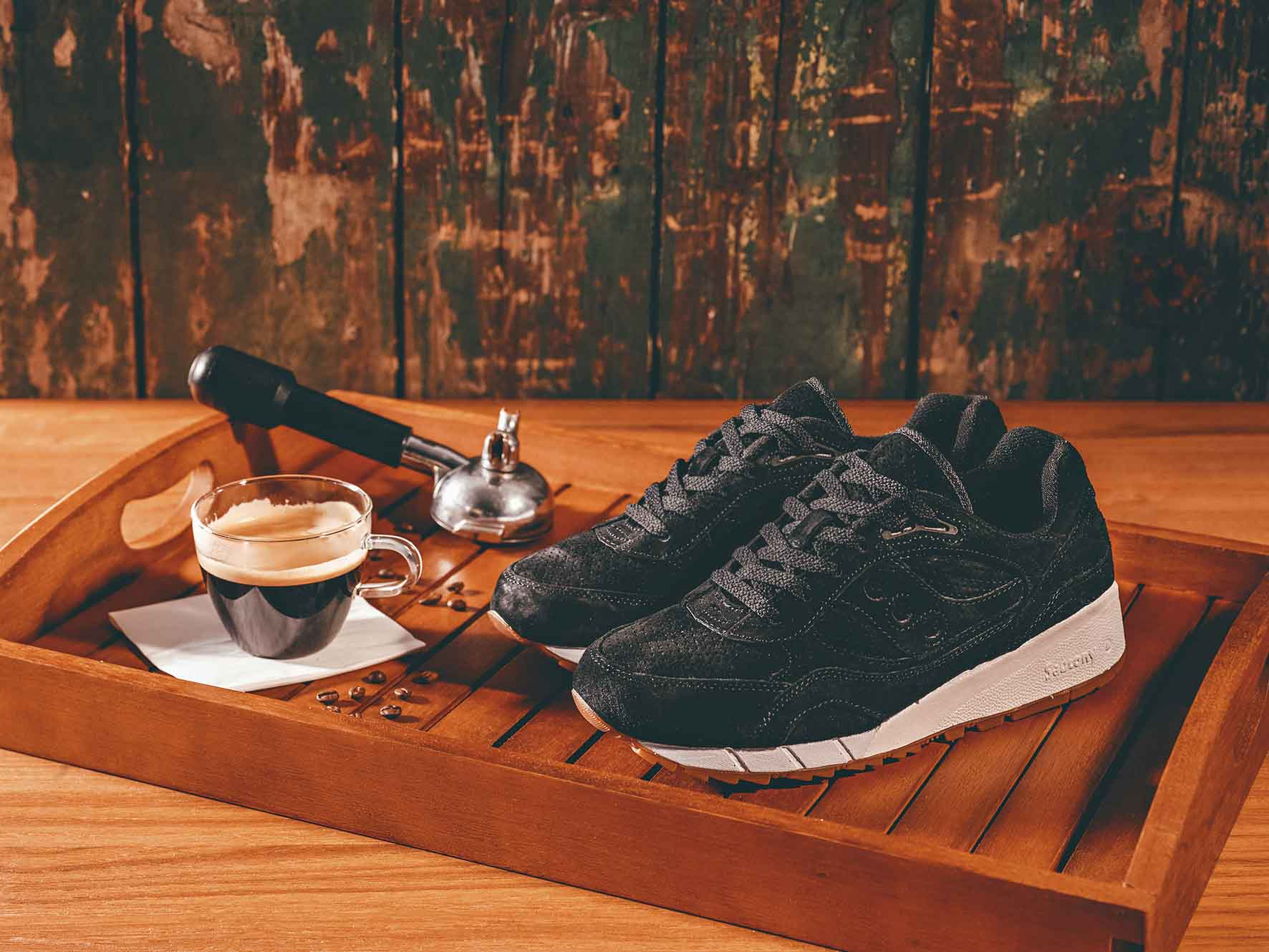 the best attitude fdfc1 d89ab Saucony Originals Shadow 6000 'Irish Coffee' triple pack