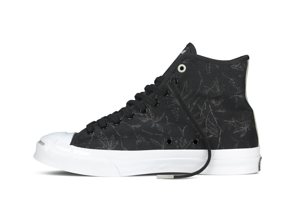Hancock Vulcanised Articles Converse First String Jack Purcell Signature Hi 05