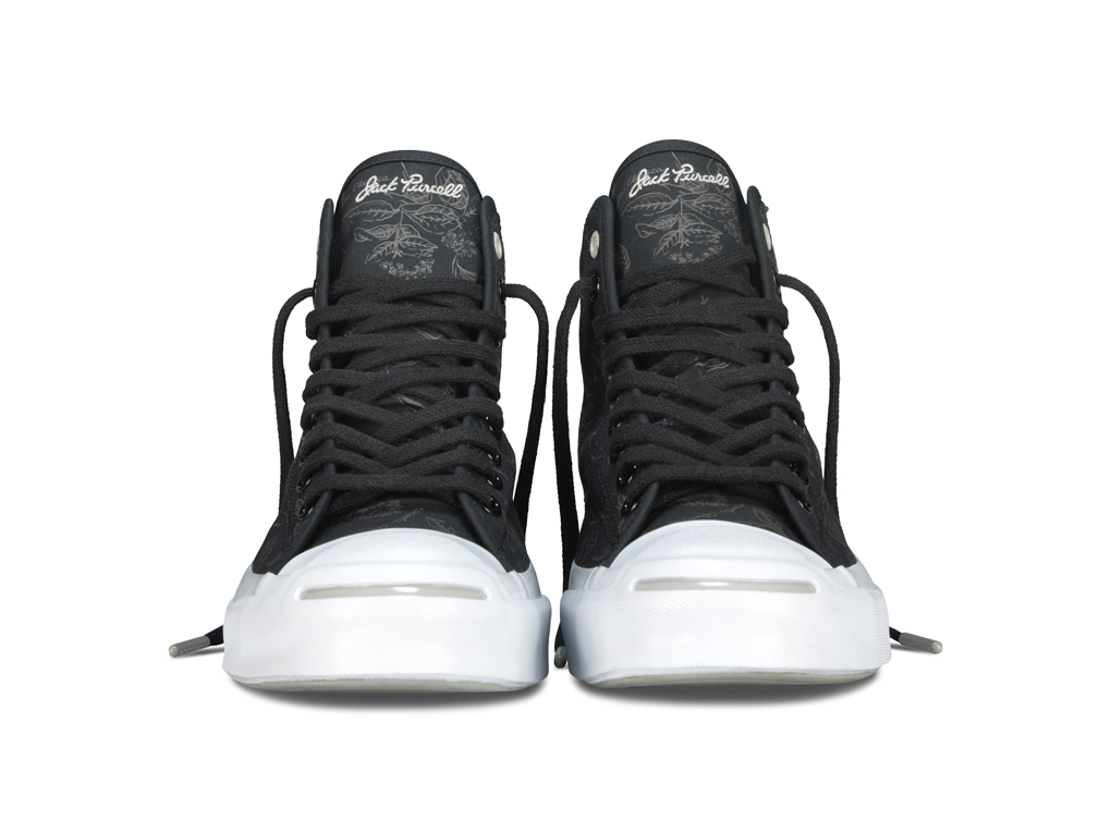 Hancock Vulcanised Articles Converse First String Jack Purcell Signature Hi 06