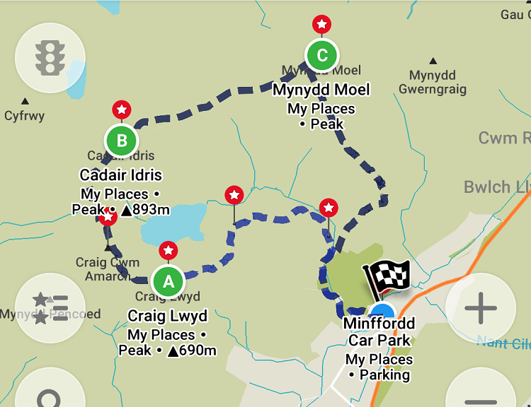 I decided to use the mynydd moel path, one that is not as popular as the other routes on the mountain. Cadair Idris Minffordd Path Hiking Wales Mountains The Daily Struggle