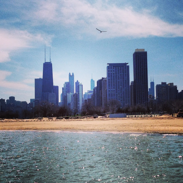 When Spring Finally Came to Chicago