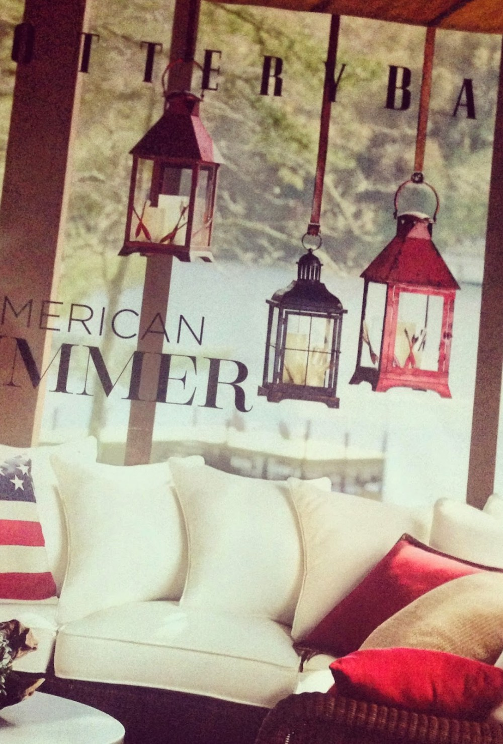 How To Have An American Summer- According To Pottery Barn