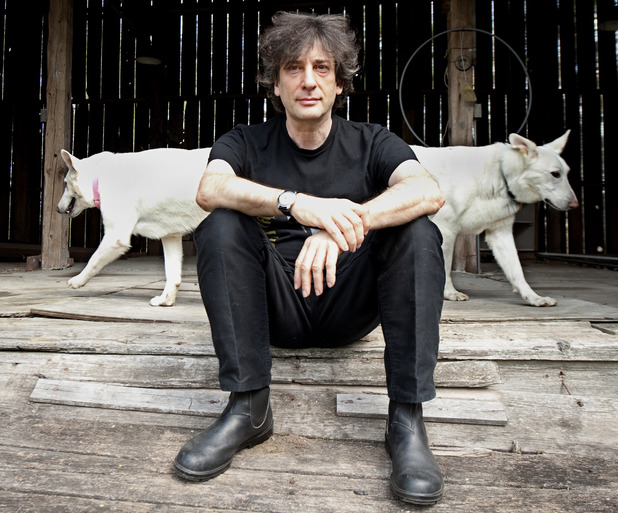 17 Fantastic Neil Gaiman Quotes