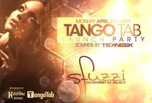 Tango Tab Launch Party