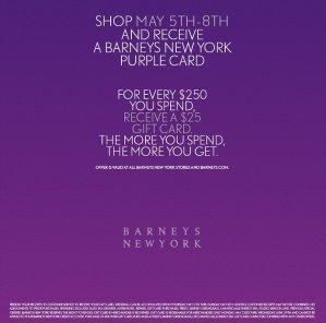 Sale: Barney's New York