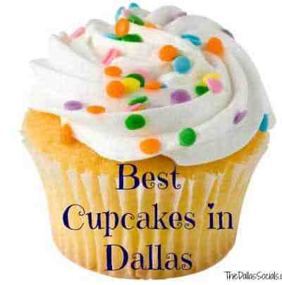 Cupcake Crawl: The Best Cupcakes in Dallas