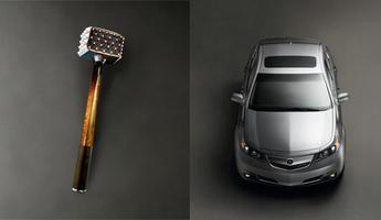 Zagat Acura TL Launch Event