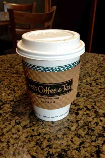Peet's Coffee and Tea: A California Chain in Texas