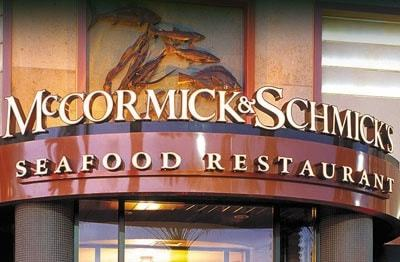 McCormick and Shmick's Closes for Business at North Park