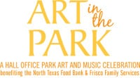 Save the Date: Art in the Park