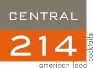 Central 214 Unveils Fall Menu
