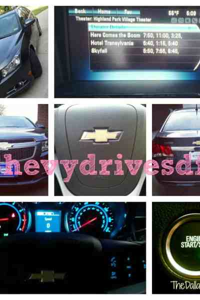 Follow #ChevyDrivesDFW as We Venture Through Dallas