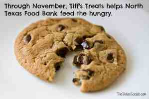 Tiff's Treats Gives Back to the Community