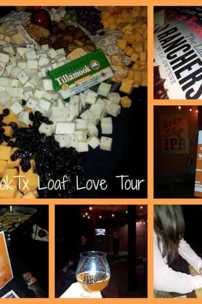 Tillamook #TxLoafLove Tour Makes a Stop in Dallas