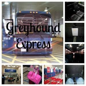 My adventure on the Greyhound Express