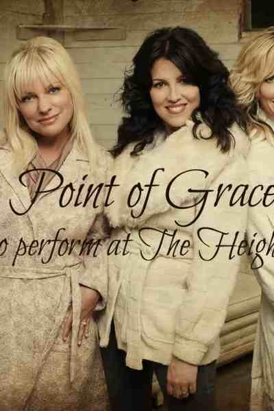 Point of Grace to perform at The Heights December 9th