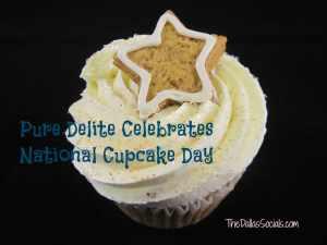 Pure deLite Celebrates National Cupcake Day