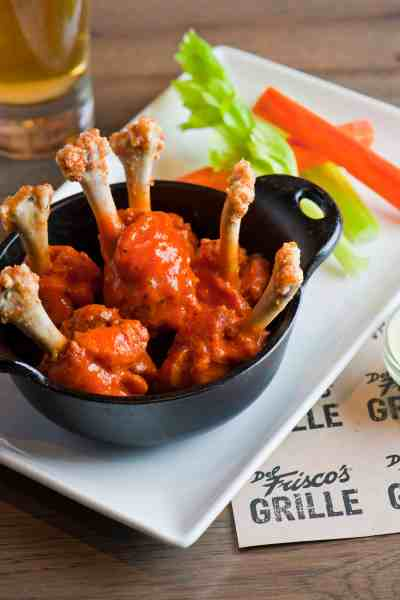 Watch the Super Bowl at Del Frisco's Grille