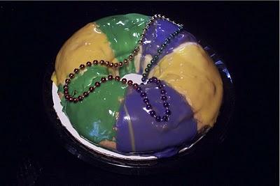 Bread Winners offers King's Cake for Mardi Gras