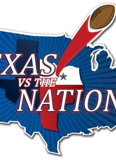Texas vs The Nation Football Game to be Played in North Texas