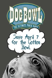 7th Annual Dog Bowl at Cotton Bowl Stadium