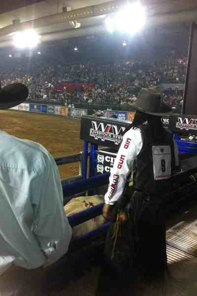 Hip Hop Rodeo at Mesquite Arena