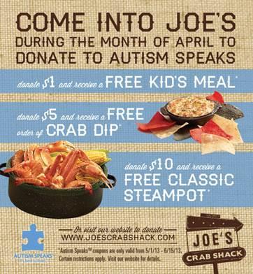 Joe's crab shack coupons 2019