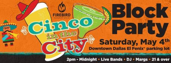 Cinco in the City Block Party