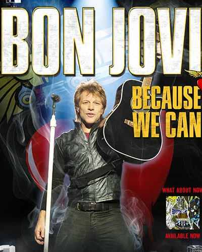 5 Reasons Bon Jovi Makes a Great Girls Night Out