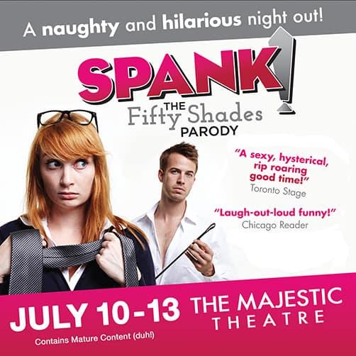 Spank - The Fifty Shades Parody