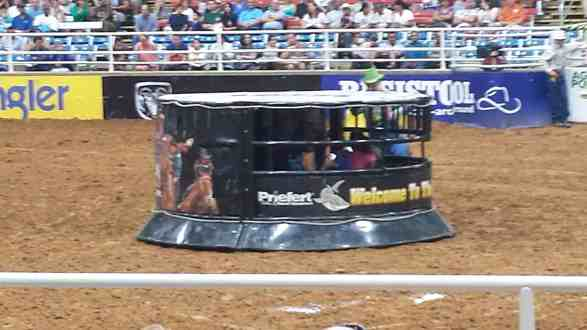 The Shark Tank at Mesquite Rodeo