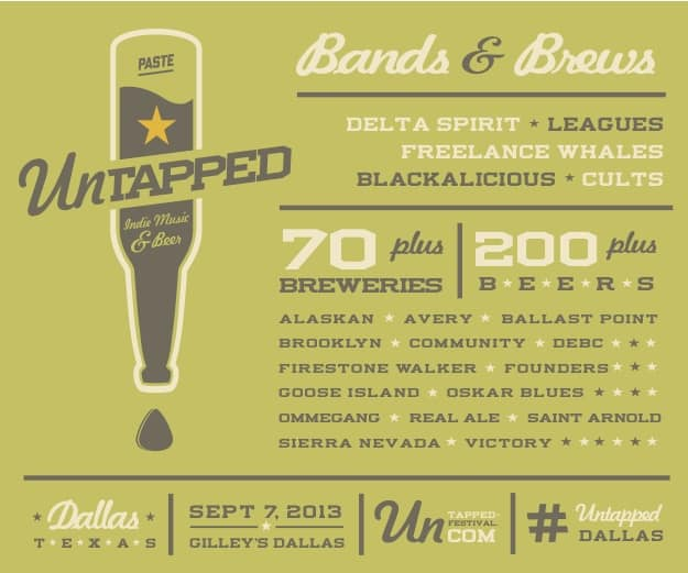 Untapped Festival September 2013 #dallas #beer