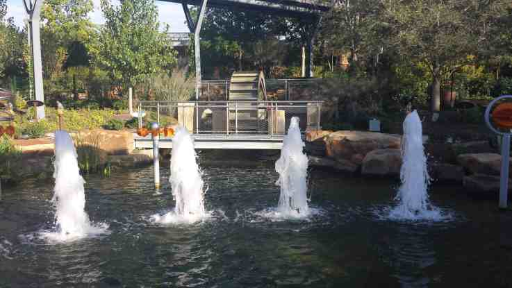 Rory Meyers Childen's Adventure Garden Fountains
