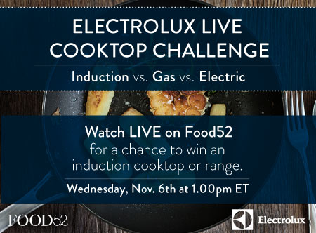 Electrolux Cooktop Challenge