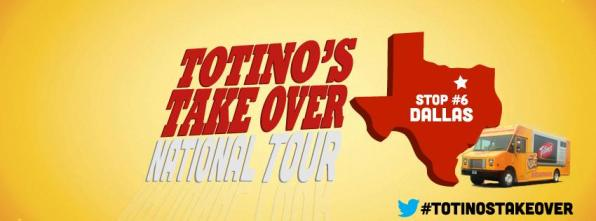 Totino's Take Over Dallas #totinostakeover