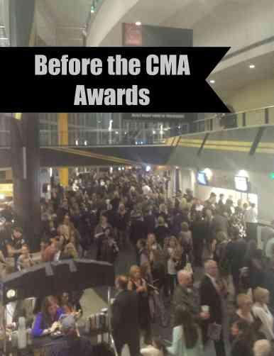 Before the CMA Awards - The Dallas Socials