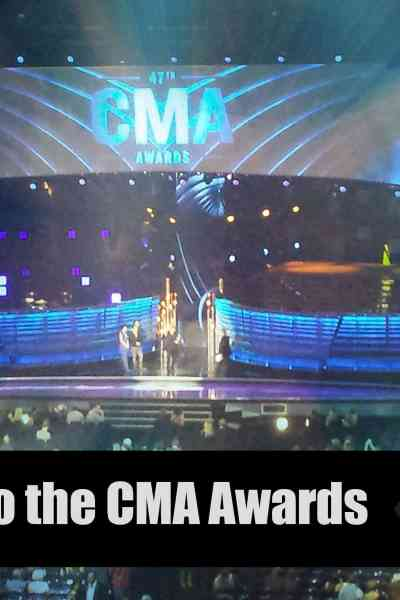 An Insider Look at the 2013 CMA Awards #CMAchevy