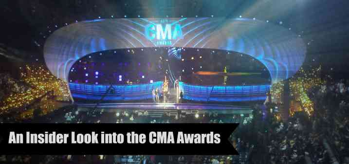 An Insider Look Into the 2013 CMA Awards - The Dallas Socials