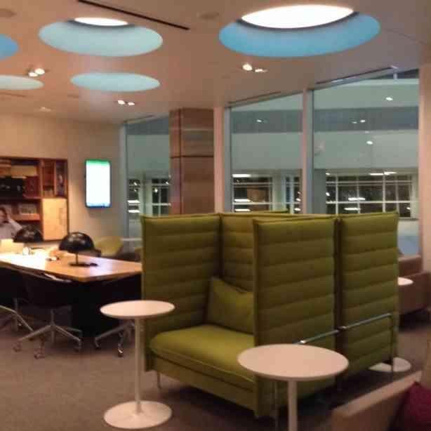 AmEx Centurion Lounge at DFW Airport