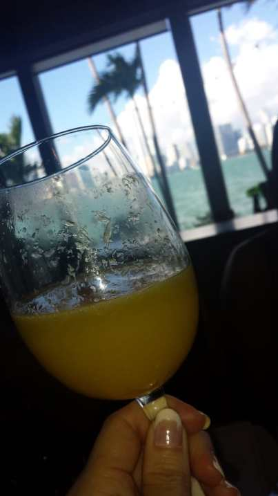 Bottomless Mimosas at The Rusty Pelican Miami