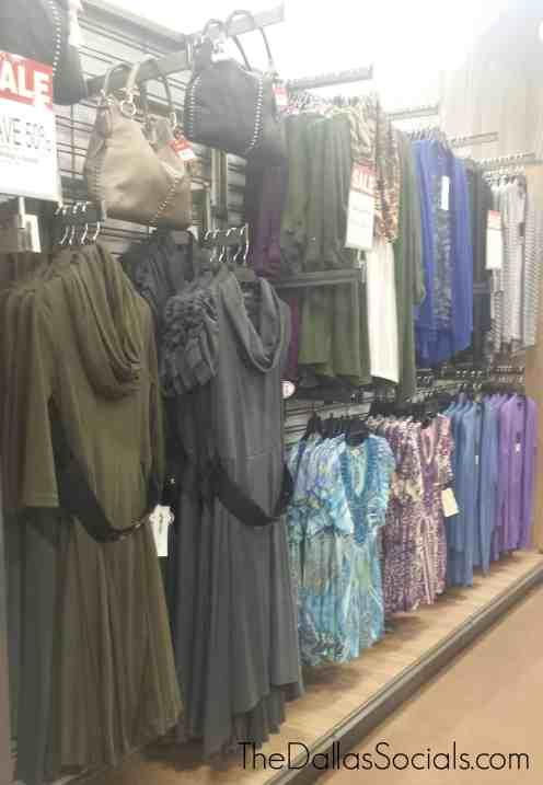 Women's clothing at Kroger.
