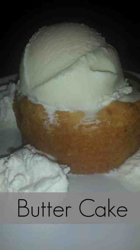 If you could choose one dessert, choose Butter Cake at California Pizza Kitchen. #food #dessert