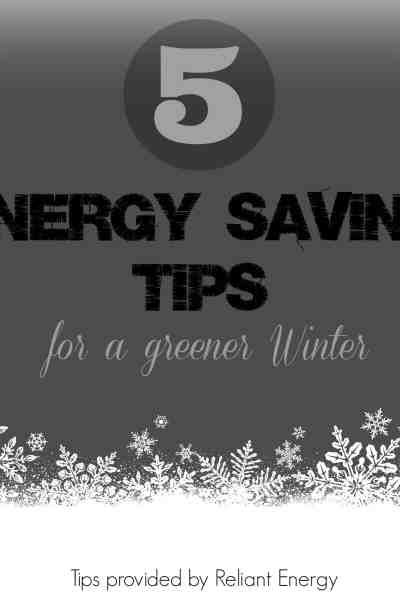 5 Simple Energy Saving Tips for a Greener Winter