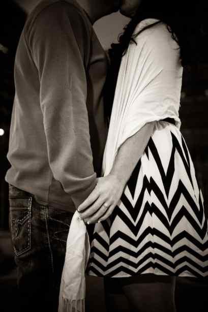 Dallas Engagement Pictures by Hornbuckle Creative. #engagementpictures #dallas #wedding