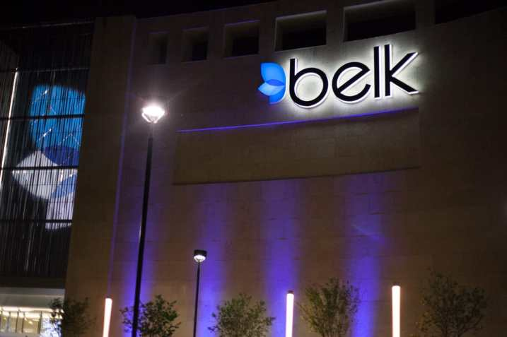 Belk Flagship Galleria DAllas