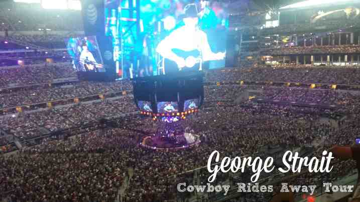 George Strait - Cowboy Rides Away Tour - Dallas TX