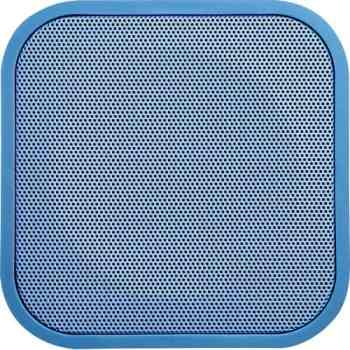Father's Day Gift from Best Buy - Modal - Portable Bluetooth Speaker - Blue
