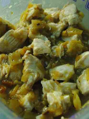 Chicken Marinade with 505 Southwestern Sauces